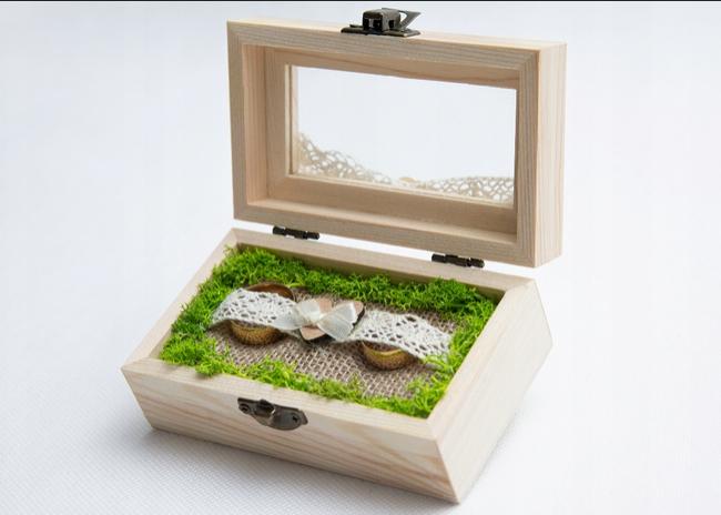 Krabička na prstienky 1