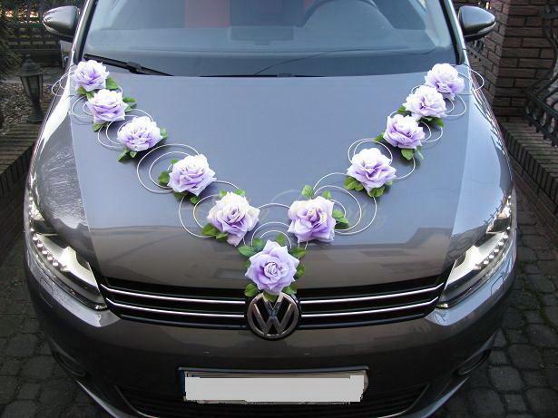 Zostava dekorácií na kapotu auta SA - 4