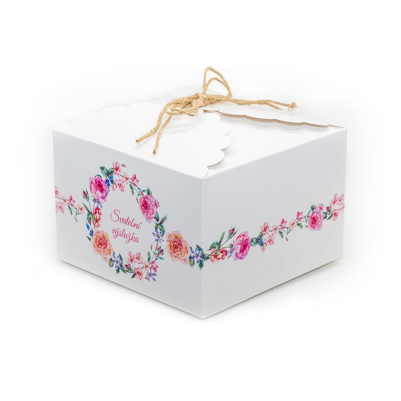Krabička na cukroví - K66-208901